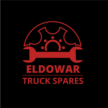 eldowar logo black background